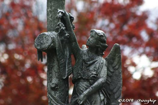 Autumn Angel II