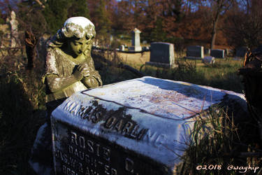 Graveside Prayers by touch-the-flame