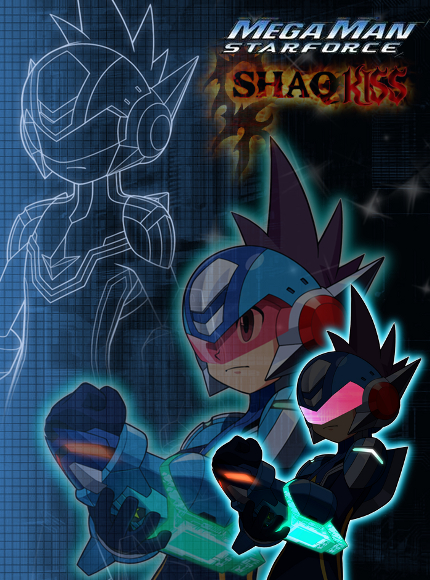 Megaman starforce wallpaper by shaqkiss
