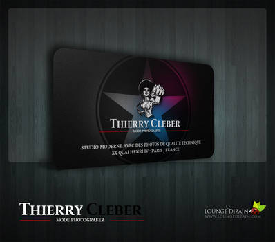 Visit Card by loungedesign