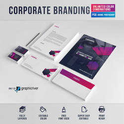 Corporate Branding by loungedesign