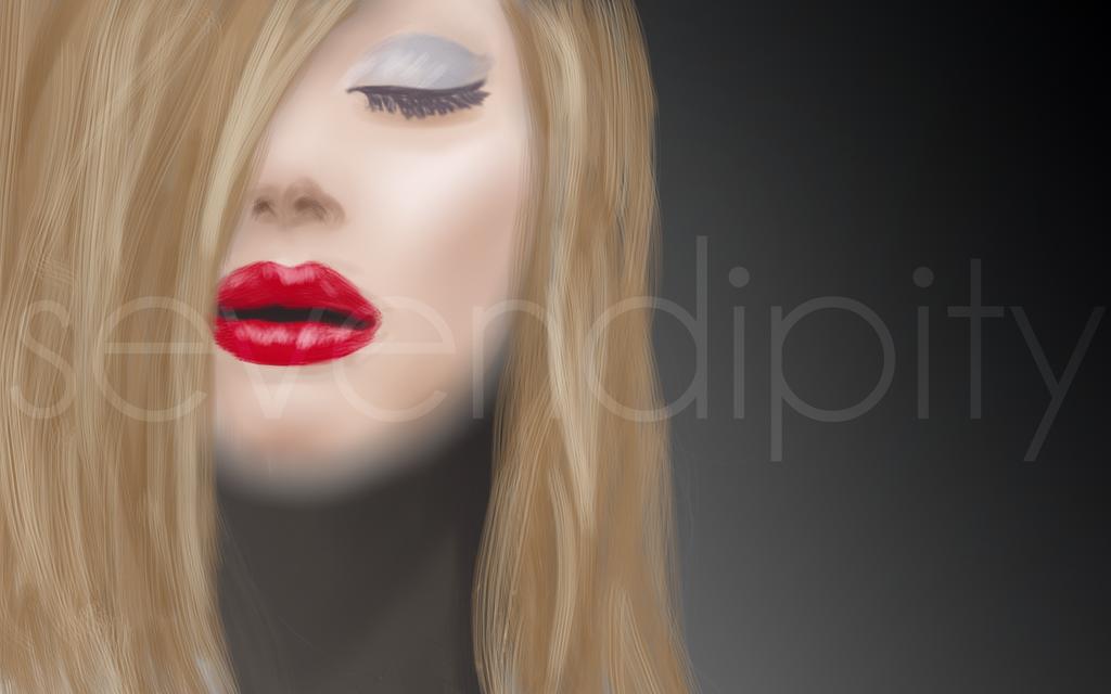 Blonde Model by se7endipity