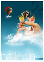 Balloon by SencerBugrahan