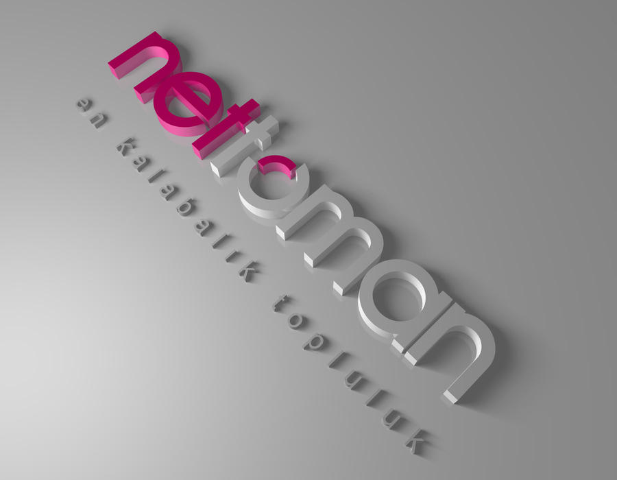 nettoman logo by SencerBugrahan