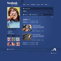 Facebook Profile v3 by SencerBugrahan