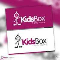 Kids Box Logo by SencerBugrahan