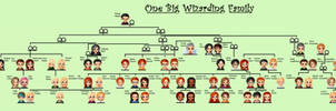 One Big Wizarding Family