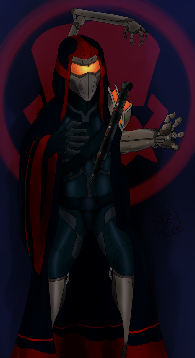 Forsaken Viktor by Edgar-L-Night