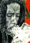 Bob Marley by BenHeine