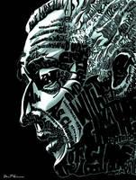 Gianni Agnelli by BenHeine