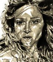 Madonna Erotica by BenHeine