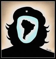 Che Guevara's Spirit by BenHeine