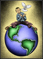 Child Of The Universe by BenHeine