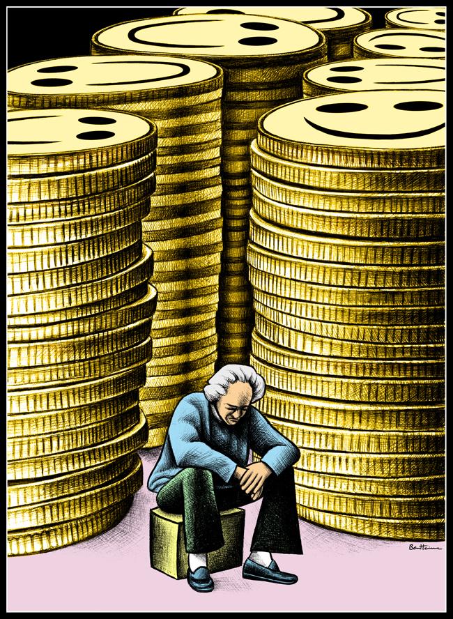 Money Rules Man by BenHeine