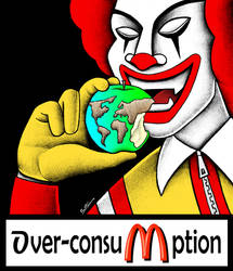 Over-Consumption...