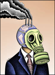 Global Warming by BenHeine