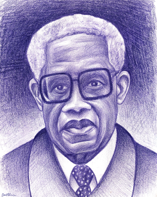 Aime Cesaire by BenHeine