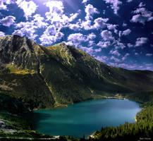 The Eden of that Dim Lake by BenHeine