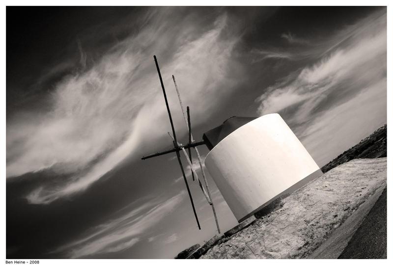 The Windmill by BenHeine