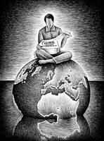 Global Crisis by BenHeine
