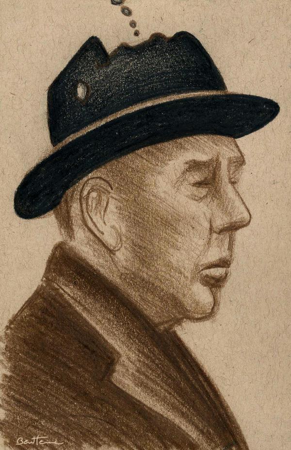 Magritte by BenHeine