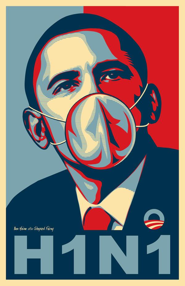 Barack Obama - Influenza H1N1