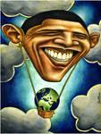 Barack Obama, Save Our Planet