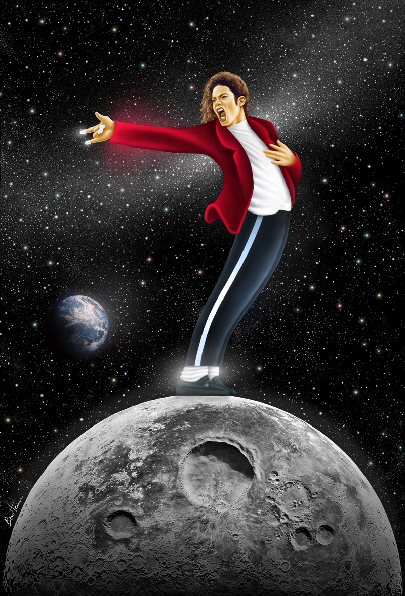 Michael Jackson - INVINCIBLE by BenHeine
