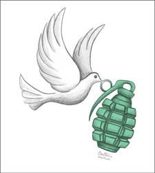 Peace Process by BenHeine