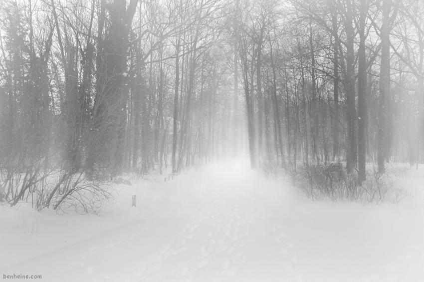 Yes, I love Winter by BenHeine