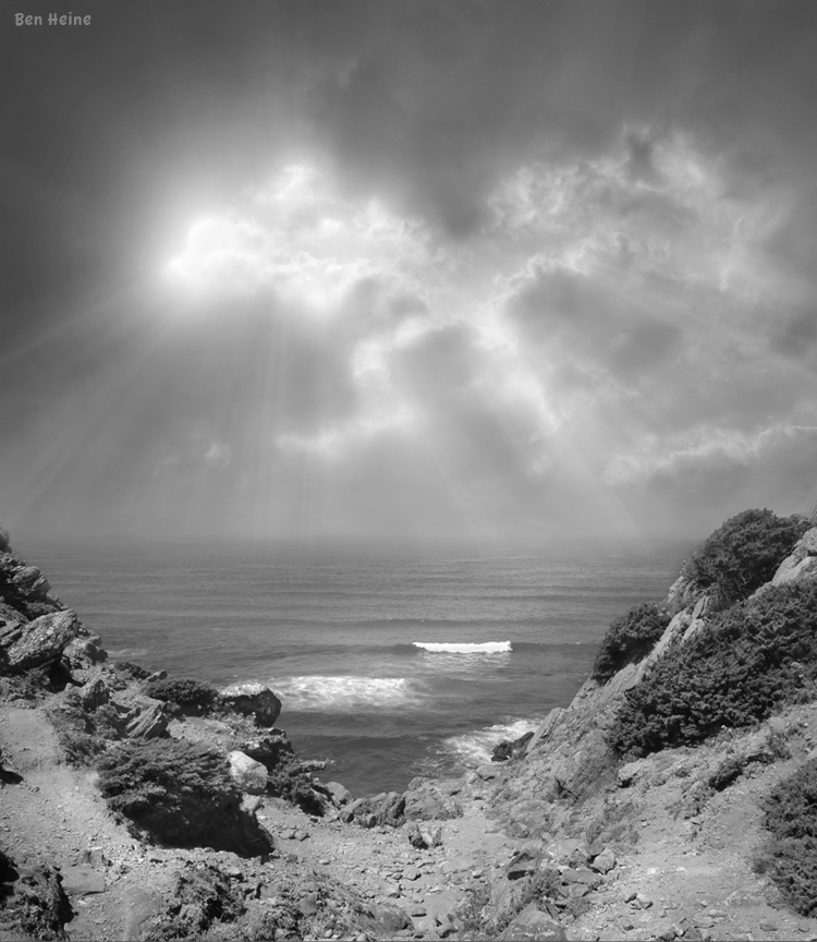 Let There Be Light by BenHeine