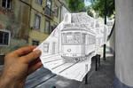 Pencil Vs Camera - 4 by BenHeine