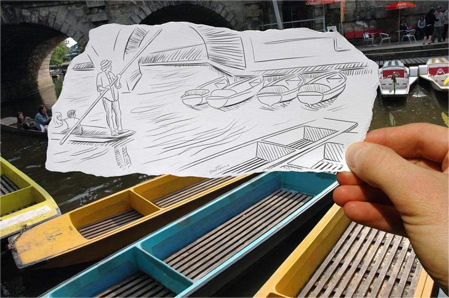 Pencil Vs Camera - 14 by BenHeine