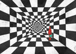 Chess Art - 2 by BenHeine