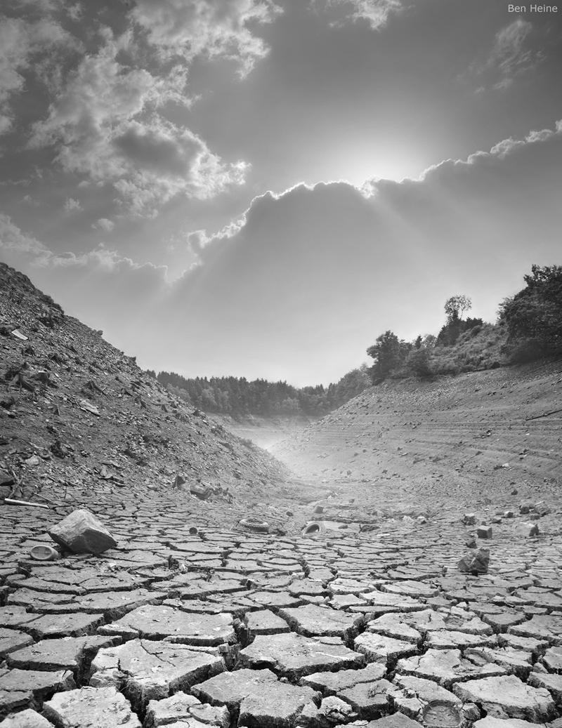 Dry River by BenHeine