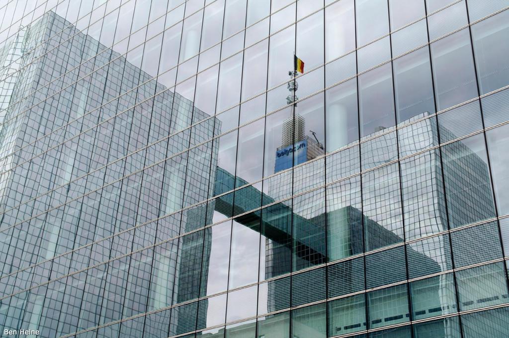 Belgacom Towers by BenHeine