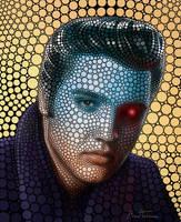 Elvis Presley by BenHeine