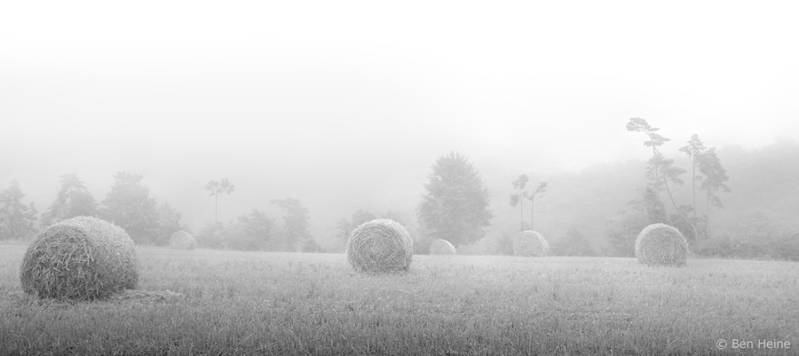 Stuck in the Mist of Time - 2 by BenHeine