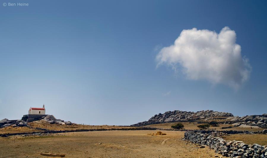 Little Chapel in Mykonos by BenHeine