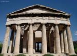 Hephaisteion - Athens - Greece