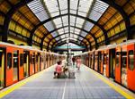 Piraeus Underground Station