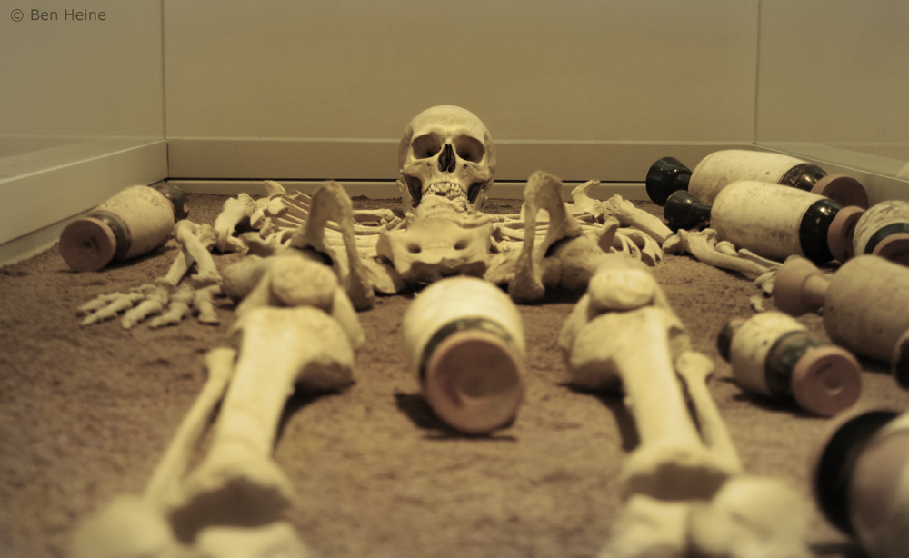The Beauty of Bones - 2 by BenHeine