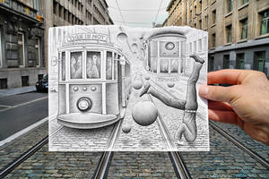 Pencil Vs Camera - 35 by BenHeine