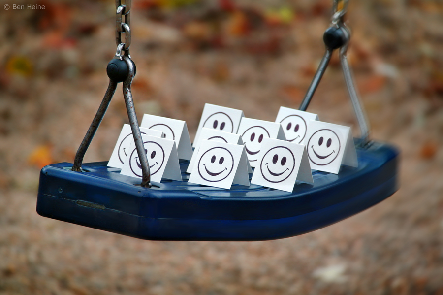 Smileys by BenHeine