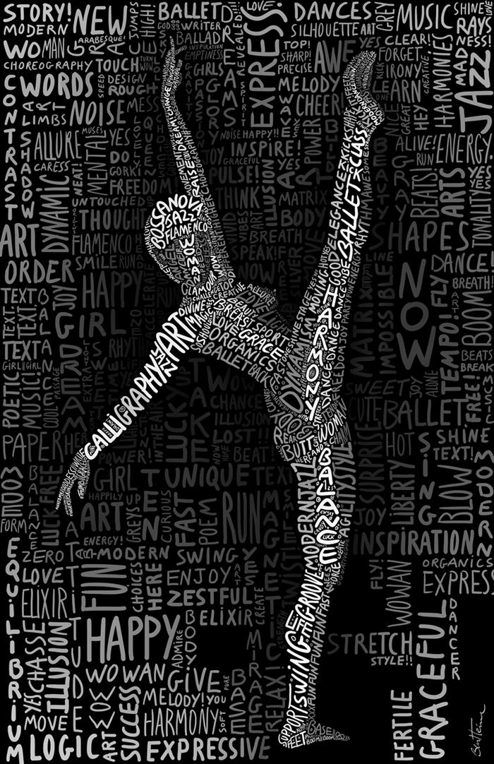 The Dancer by BenHeine