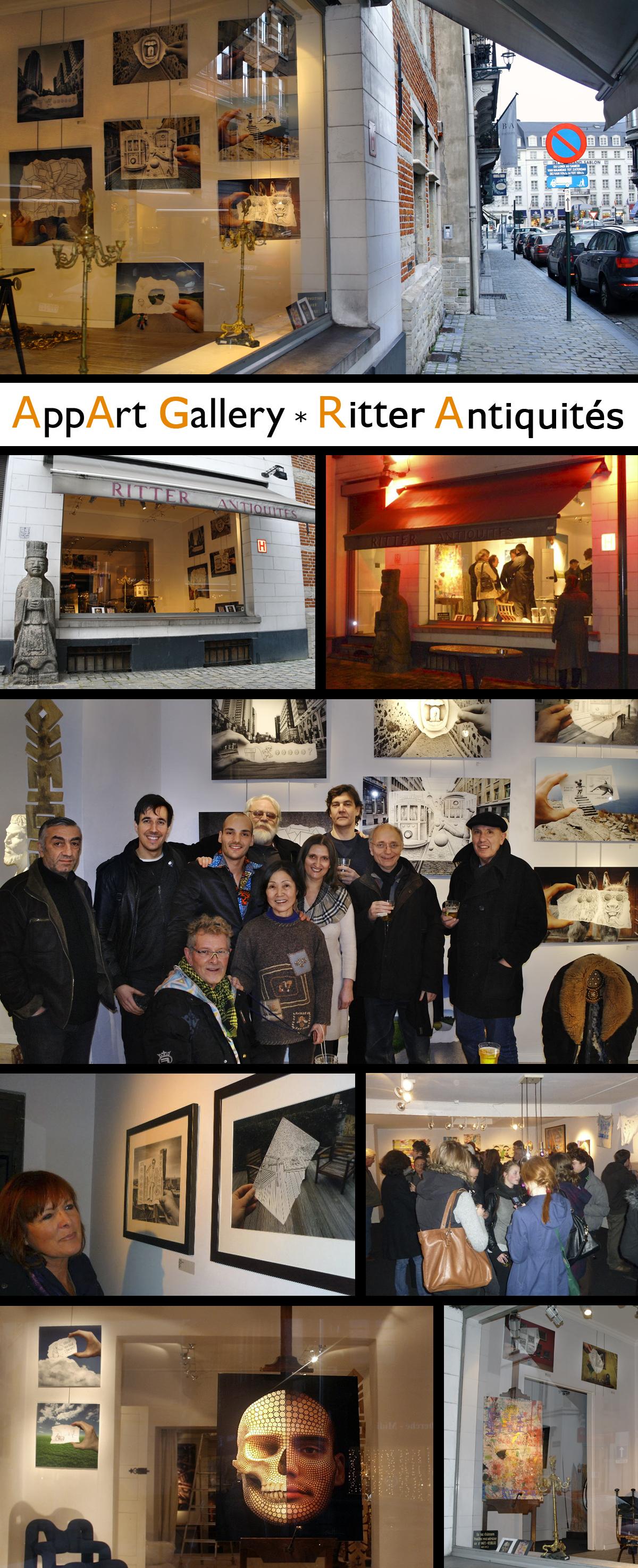 Exhibition - Ritter Antiquites by BenHeine
