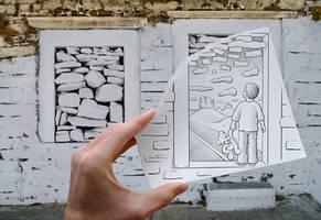 Pencil Vs Camera - 46 by BenHeine
