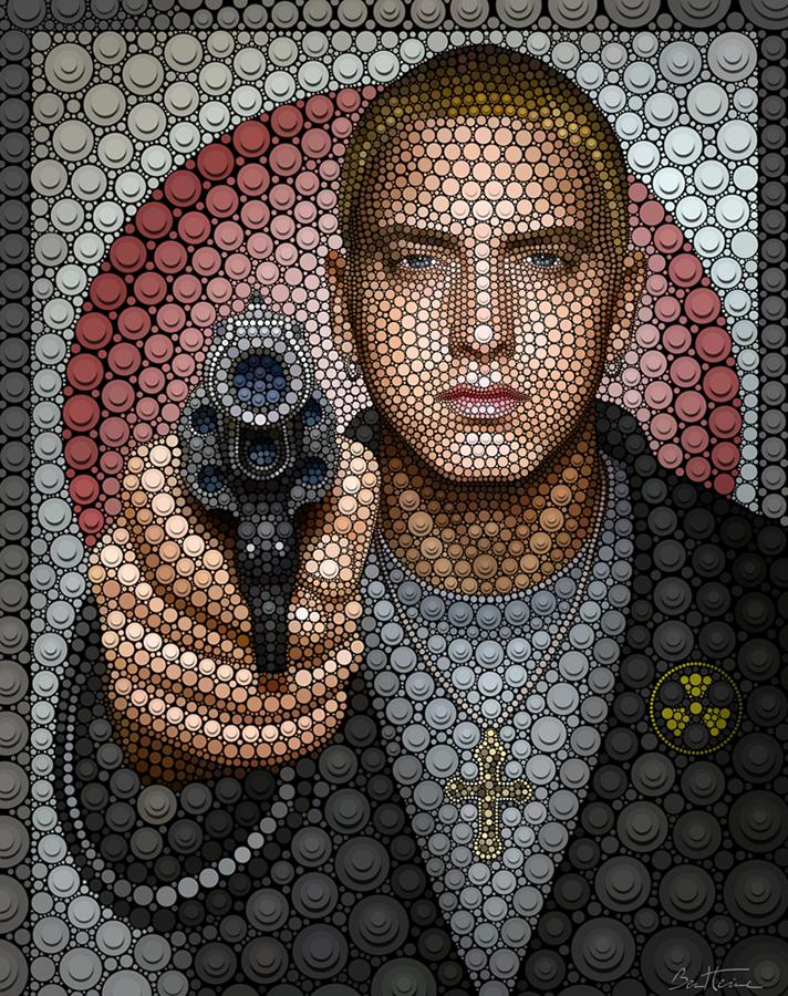 Eminem by BenHeine