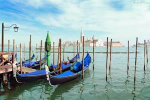 Parking Area in Venice by BenHeine