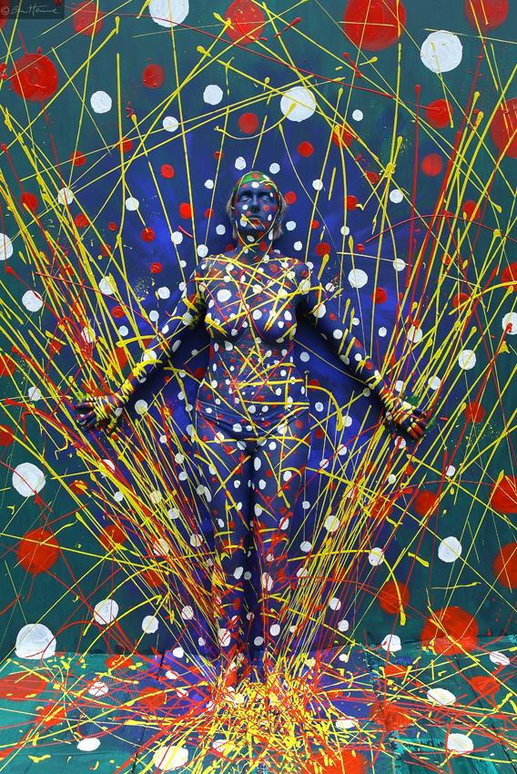 Flesh and Acrylic - Yanna by BenHeine